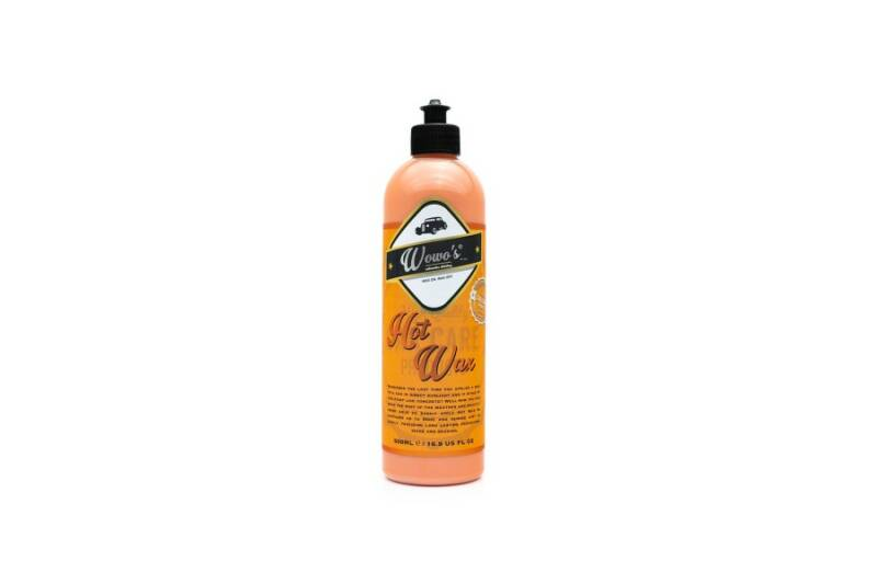 WOWO'S HOT WAX 500ML
