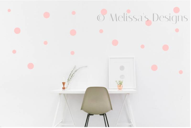 Dots stickers