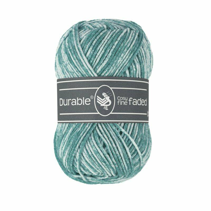 Durable Cosy Fine Faded - 2134 Vintage Green