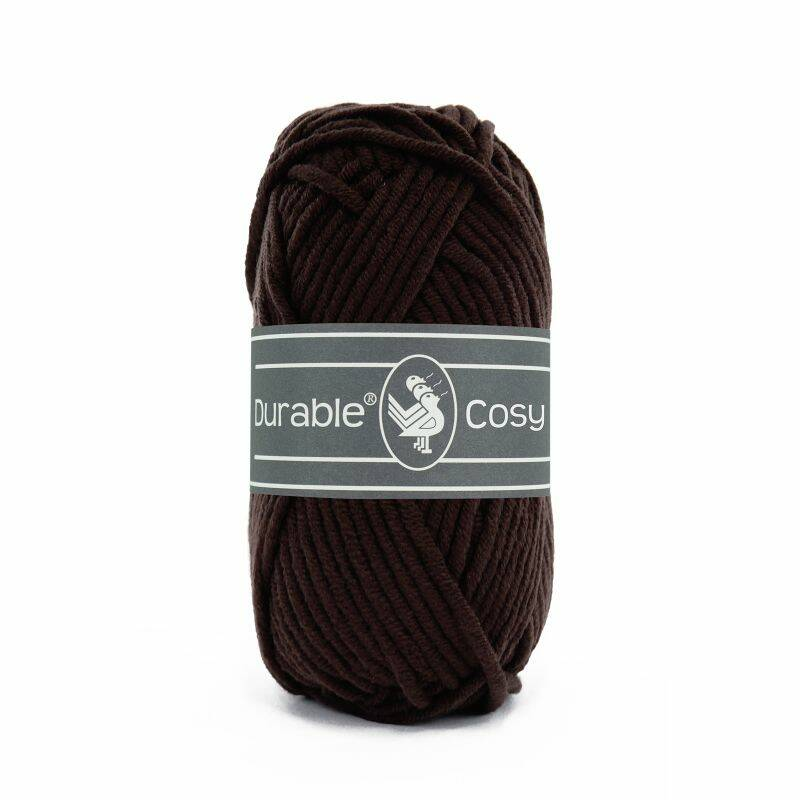 Durable Cosy - 2230 donker bruin