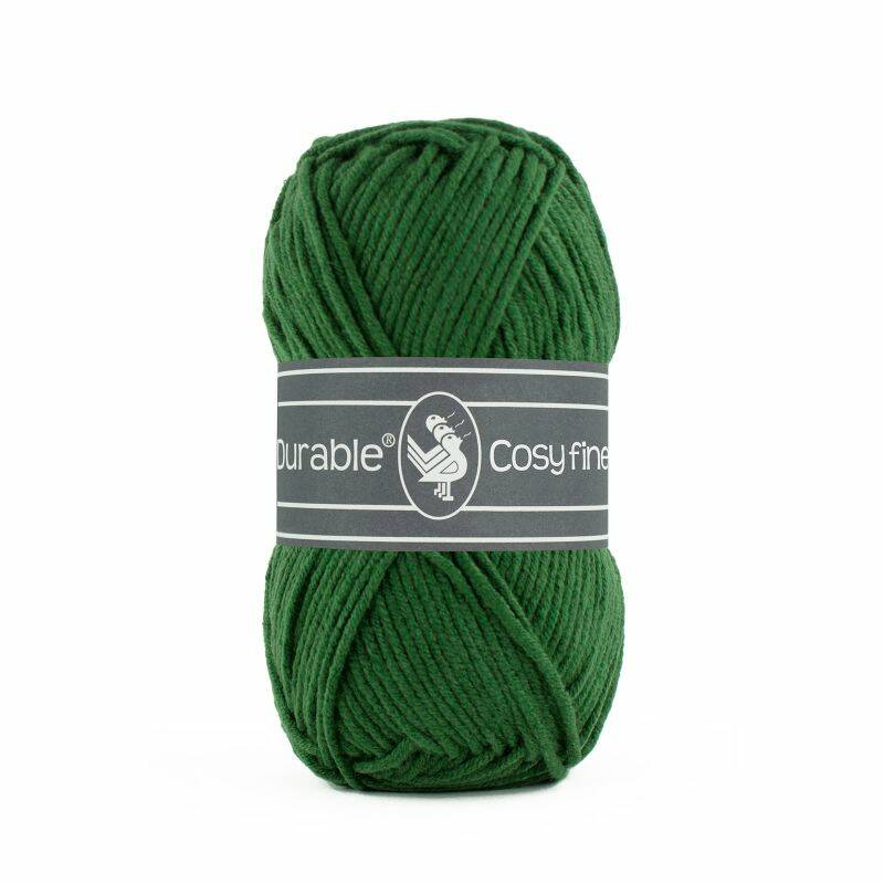 Durable Cosy Fine - 2150 forest green
