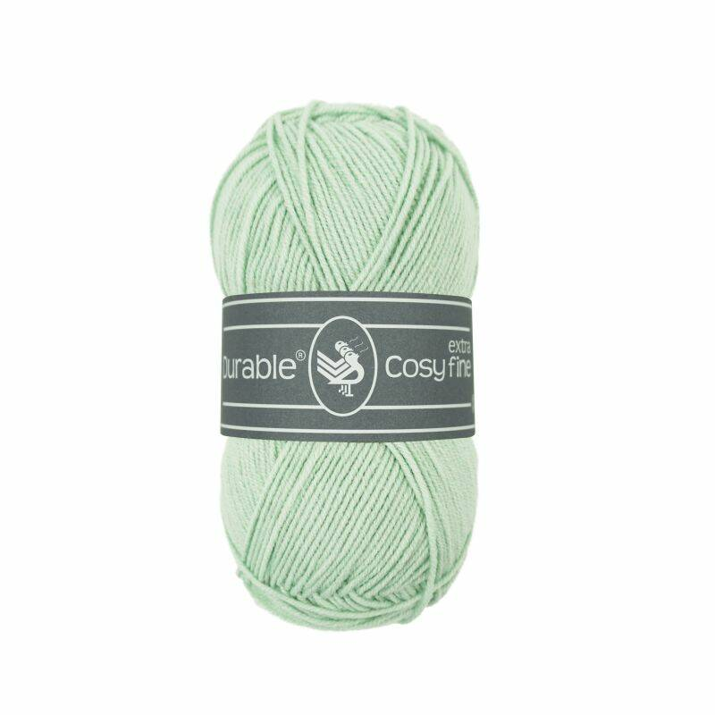Durable Cosy extra fine - 2137 mint