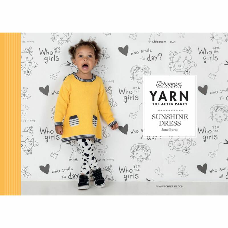 Yarn The After Party nr. 29 Sunshine Dress NL