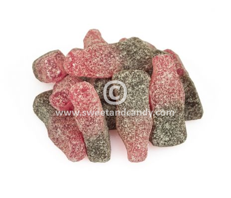 Faam Sour Cherry Cola Bottles