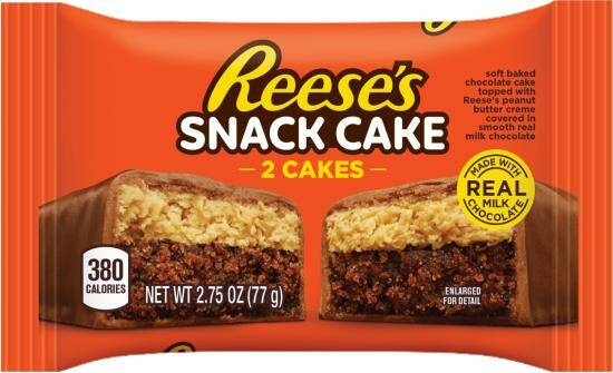 REESE'S SNACKCAKE DUO 77gr