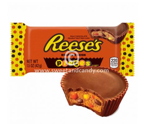 Reese's Cups with Pieces Candy 42 gr