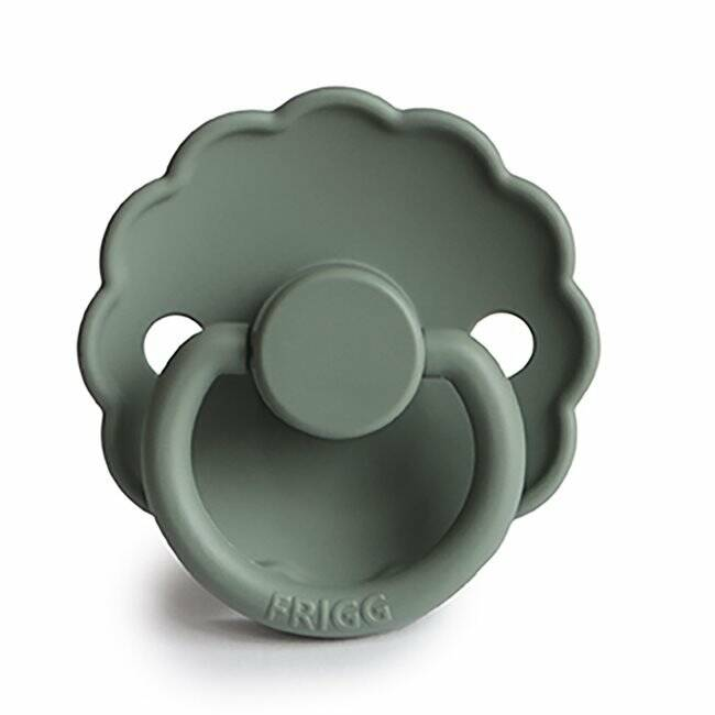 PRE ORDER// Fopspeen Lily Pad Daisy - 6-18m - FRIGG