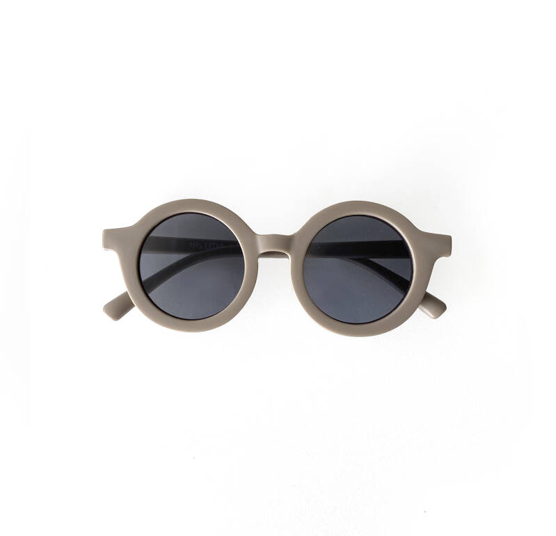 Bay Sunnies / Zonnebril - Walnut - Mrs.Ertha