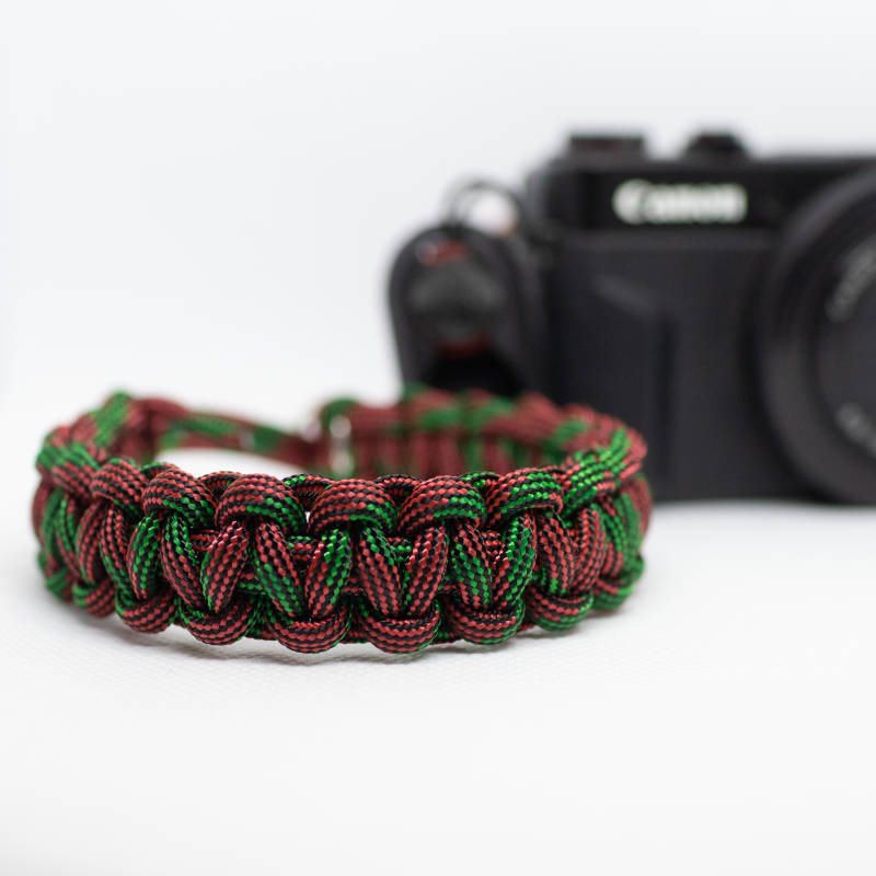 The Red And Green Strap