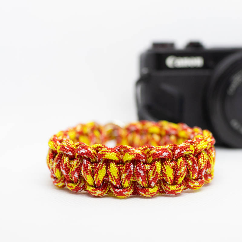 The Tropical Red And Yellow Strap