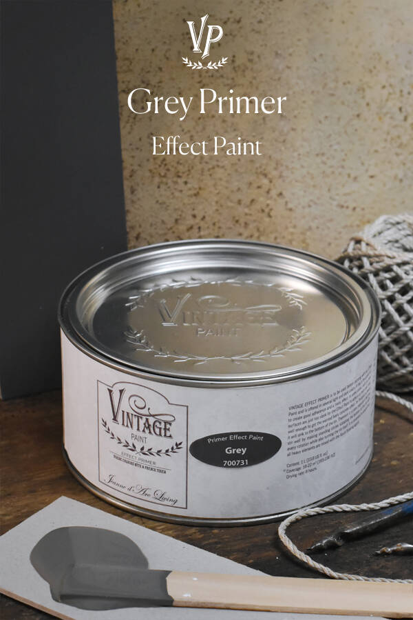 Effect Primer for Effect Paint - Grey