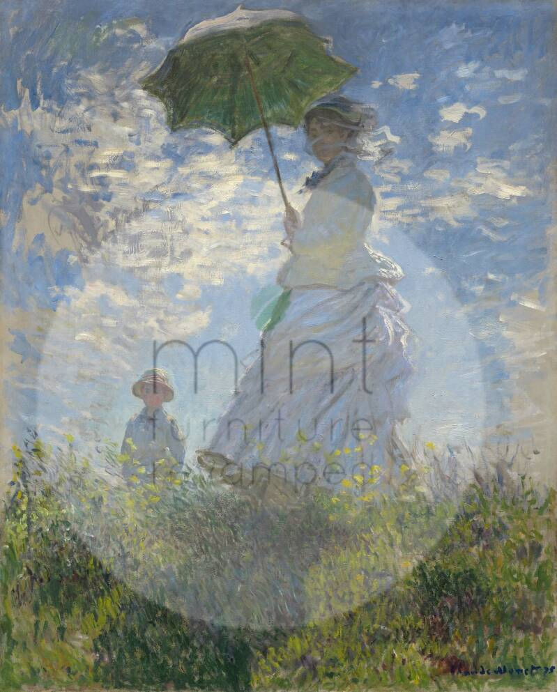 """Mint by Michelle """"Lady with a Parasol"""""""