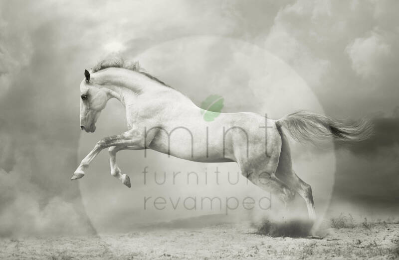 """Mint by Michelle """"White Horse"""""""