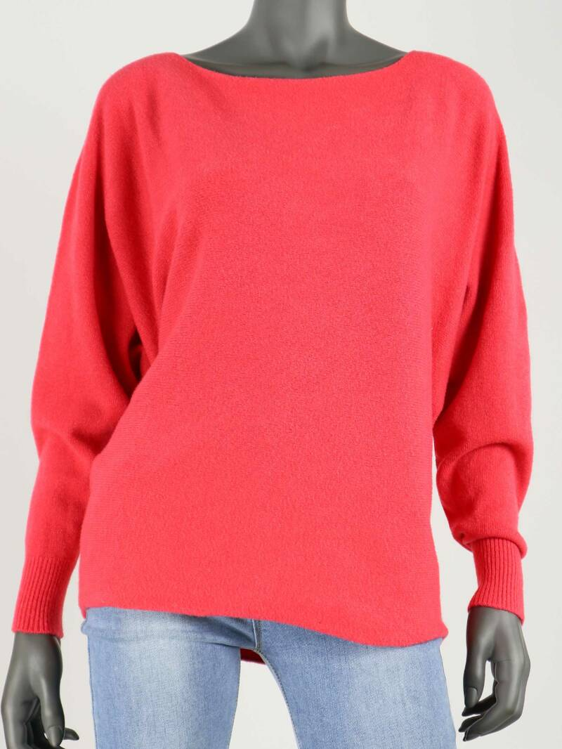 MELISSA TOP RED