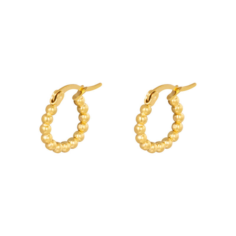 MAYA EARRINGS GOLD