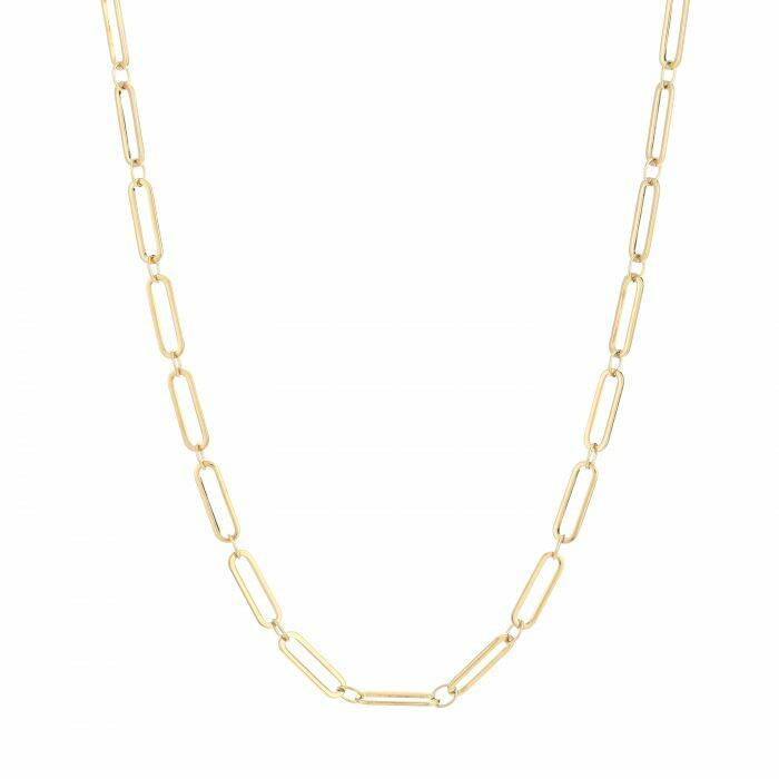 PETRA NECKLACE GOLD