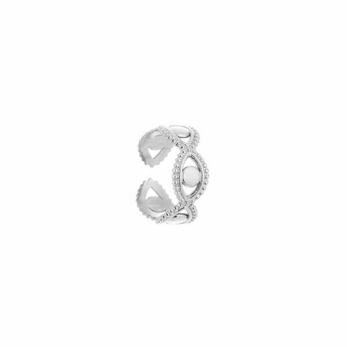 BECKY RING SILVER