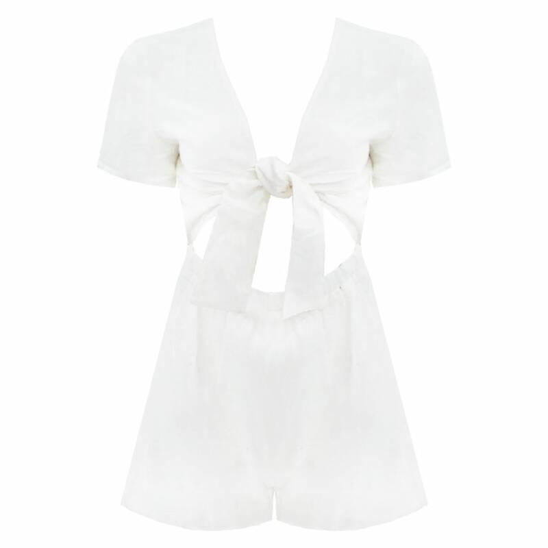SHELLY PLAYSUIT WIT