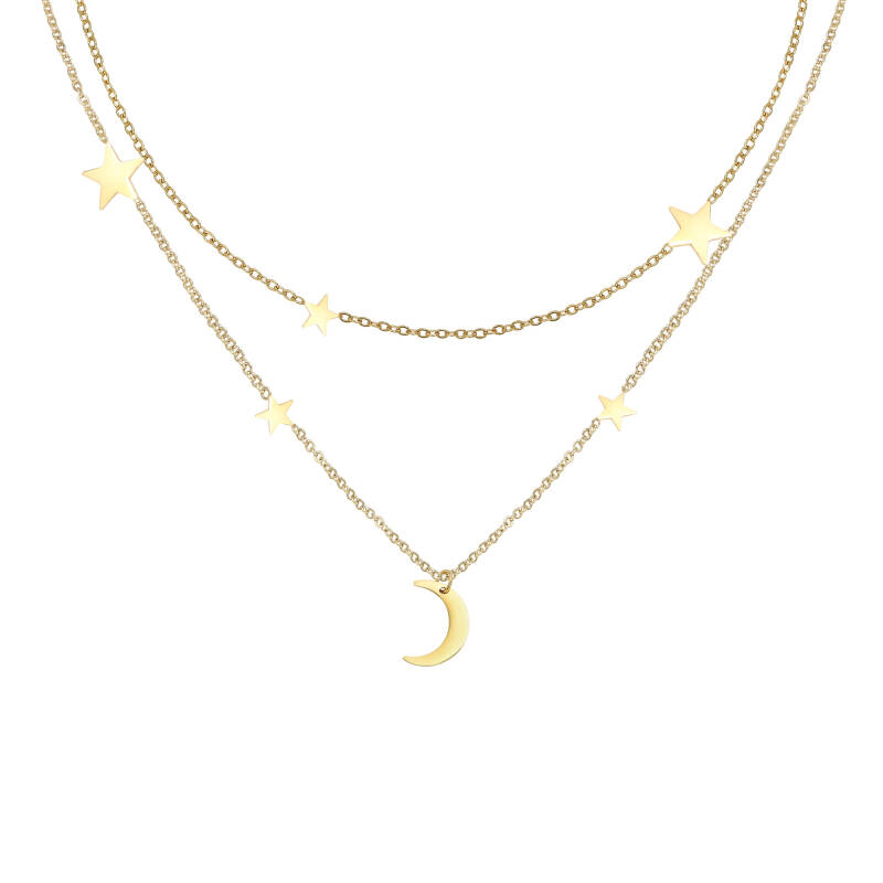 LARA NECKLACE GOLD