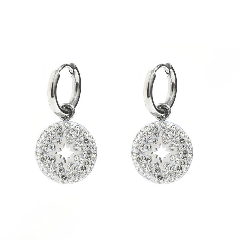 FELICE EARRINGS SILVER