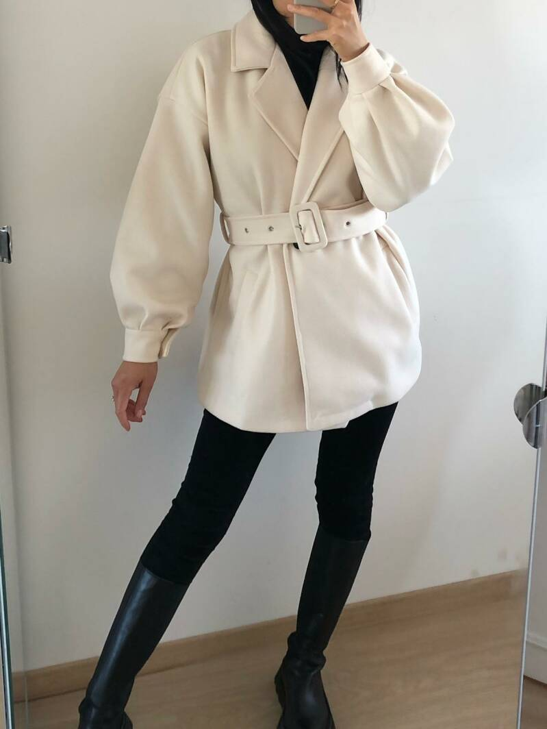 HAILEY JACKET BEIGE