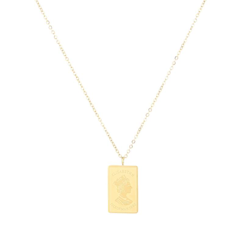 ELIZABETH NECKLACE GOLD