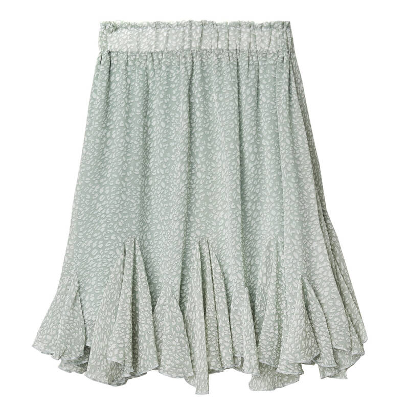 STELLA SKIRT GREEN