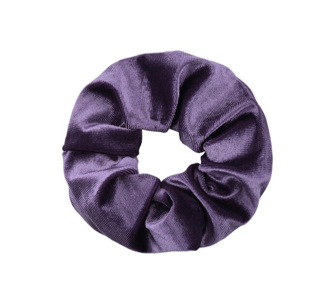SCRUNCHIE PURPLE