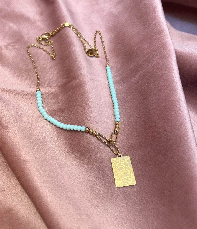 NANCY NECKLACE GOLD