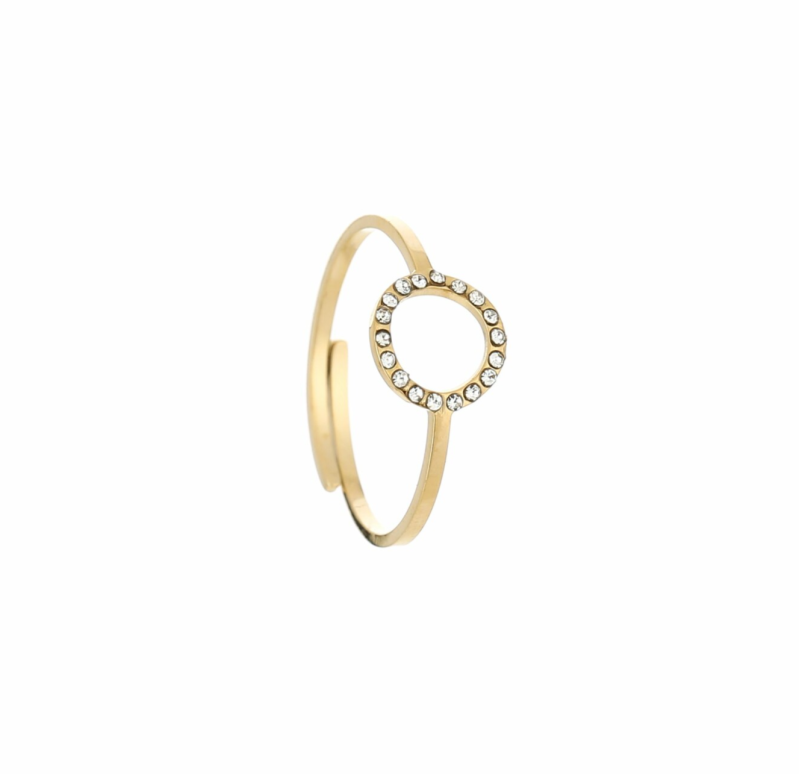 AMY RING GOLD