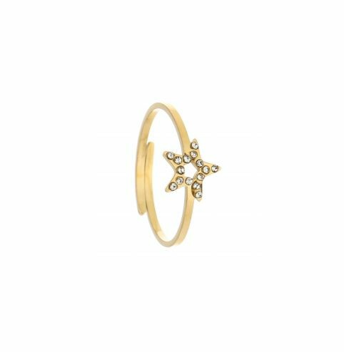BECKY RING GOLD