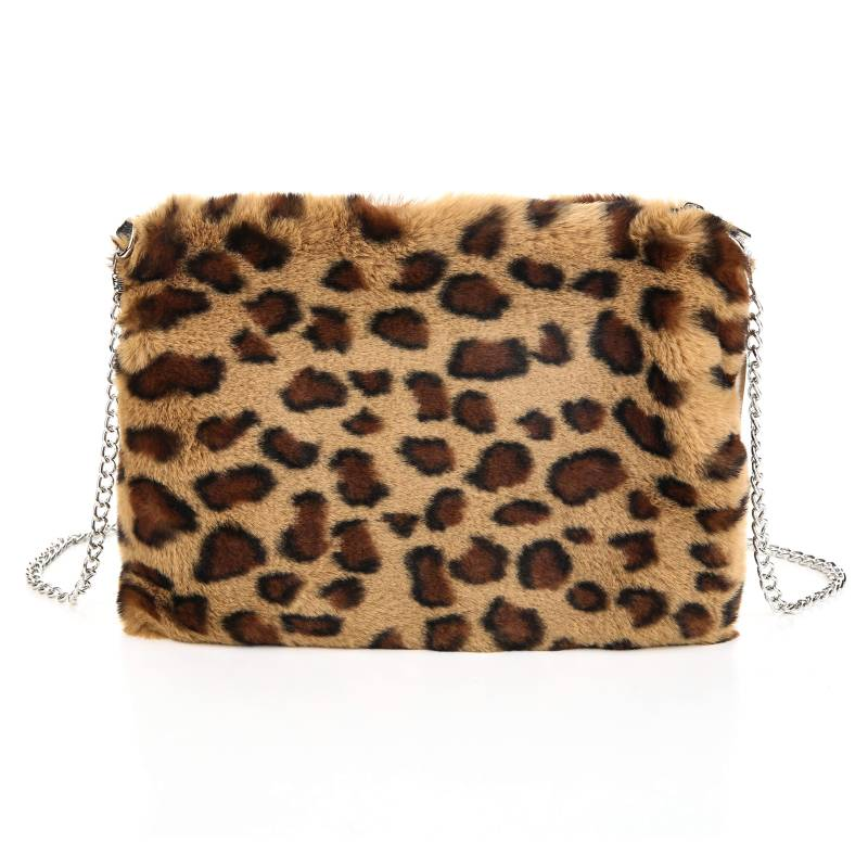 LEOPARD SOFT BAG