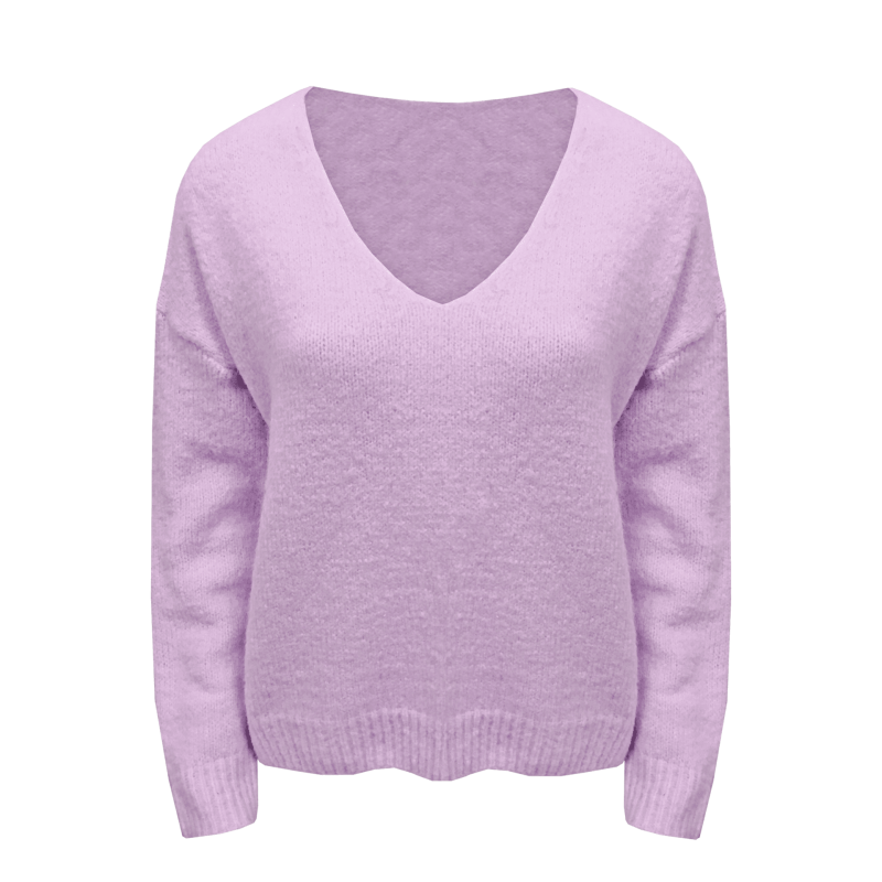 LUCY SWEATER LILA