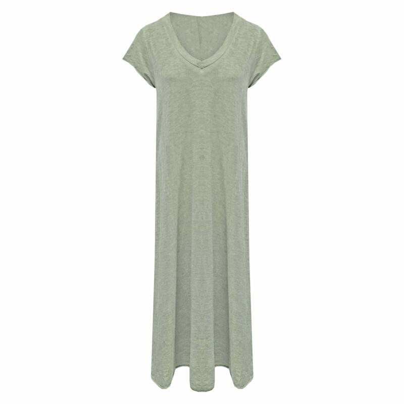 MONIQUE MAXI DRESS GREEN