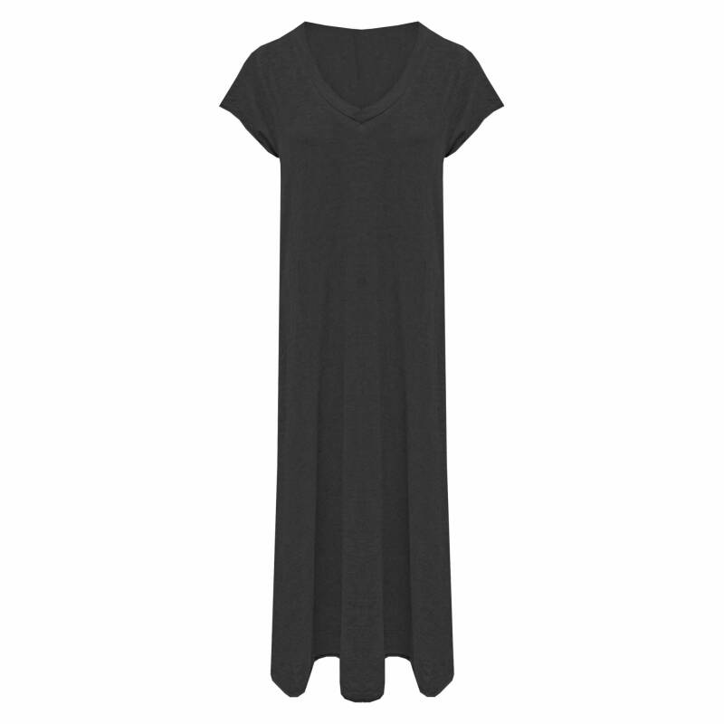MONIQUE MAXI DRESS BLACK