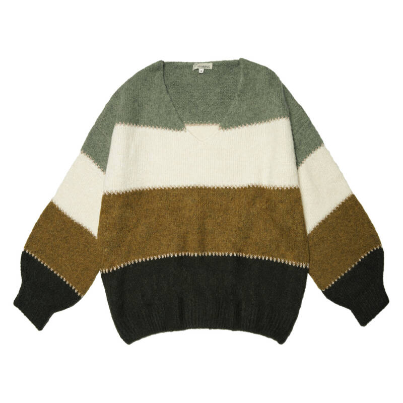 NINA SWEATER GREEN