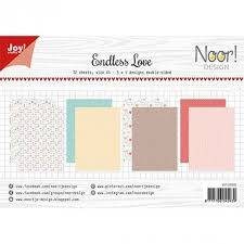 Endless Love Noor Design paperbloc