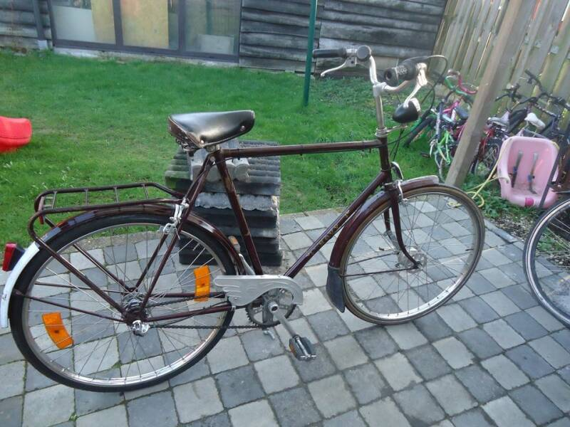 2de hands heren studentenfiets