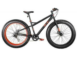 "Fatbike FAT MACHINE 26"" MTB"