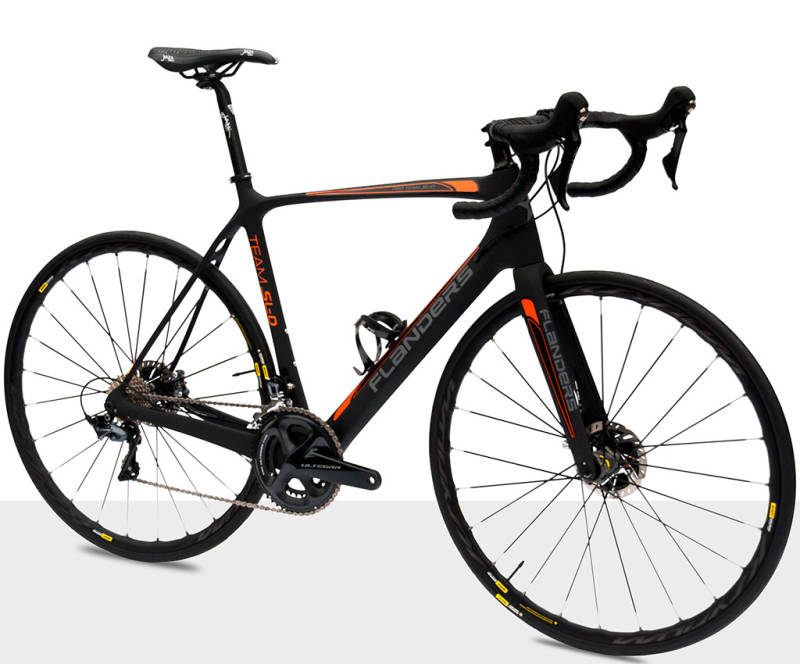 Flanders Racefiets Pro-Team SLD disc carbon
