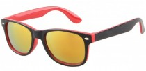 KIDS Zonnebril Holiday Vibes - Rood