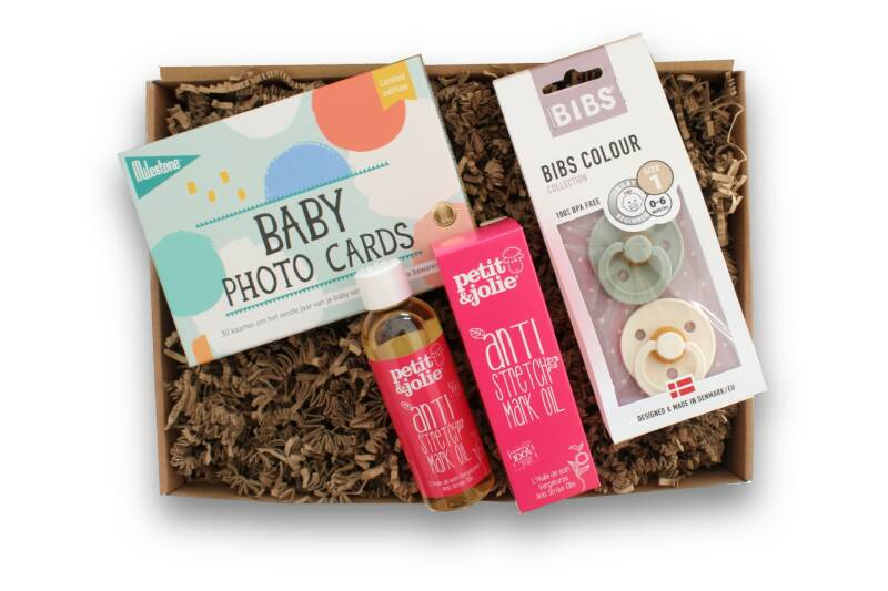Box Mommy Candy Sage