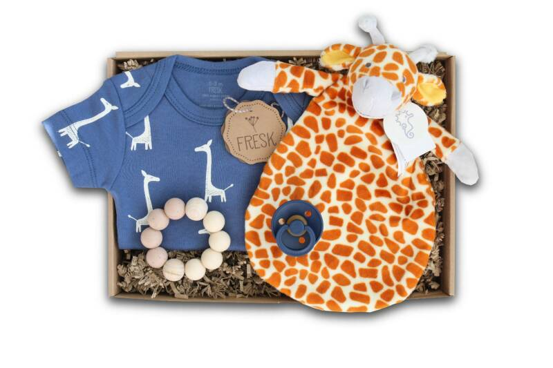 Box Giraffe Gianny Blue XL
