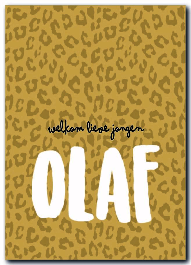 Sample :  Olaf