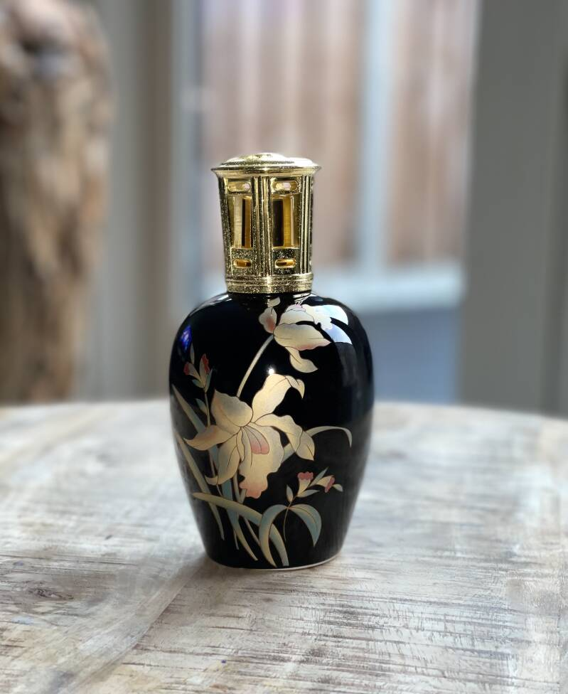 Garden of Scents Parfum lamp - Lily Gold
