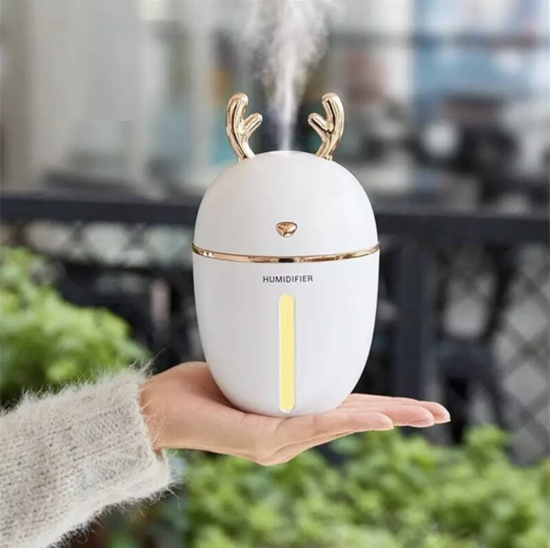 Aroma diffuser - Wit