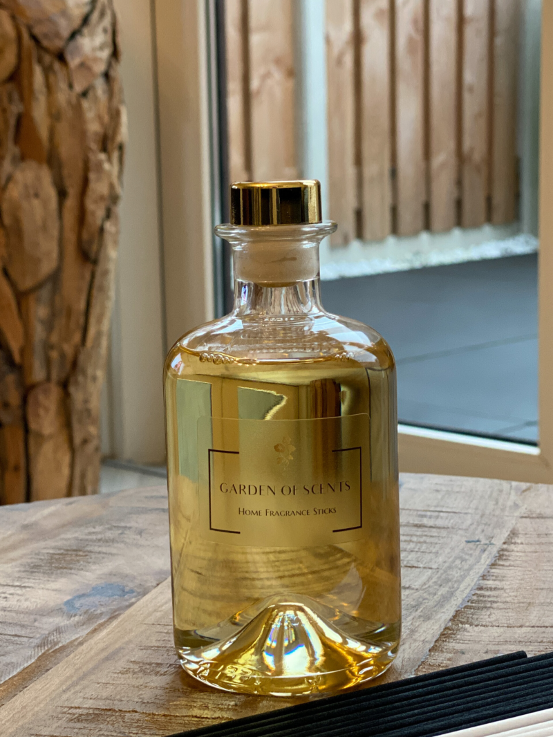 Reed Diffuser - Round bottle 350ml