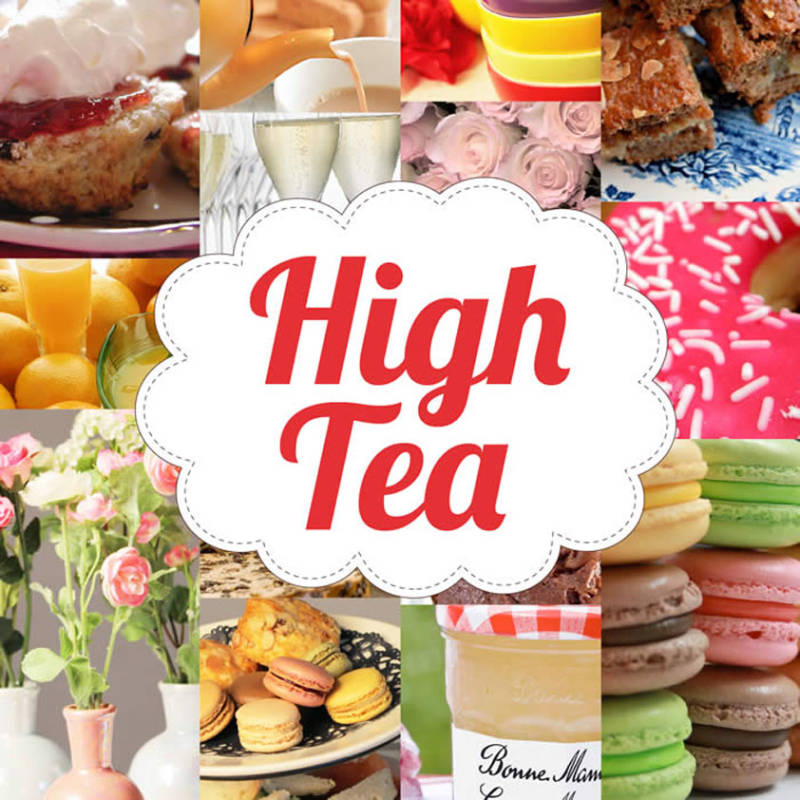 Beauty High Tea