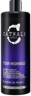 Volume Shampoo - Tigi Your Highness 750 ml