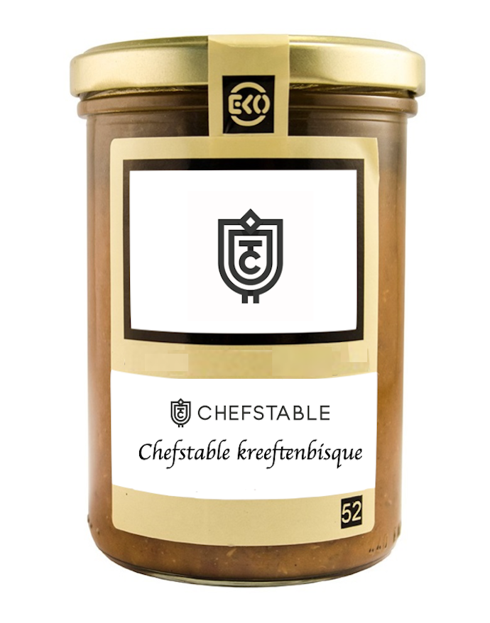 Chefstable Kreeftenbisque